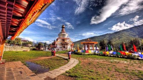 """亚洲唯一不与中国建交的国家,仅45公里距离,号称""""第二西藏"""""""