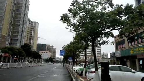 直击台风白鹿登陆点,福建东山市民连环追问:登陆了没?