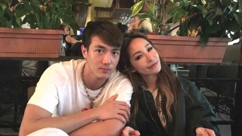 萧亚轩与小16岁男友黄皓游玩 大方挽手亲密互动撒狗粮