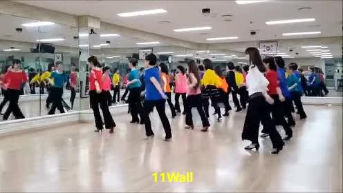 国际排舞48 High Five 韩国团队演示