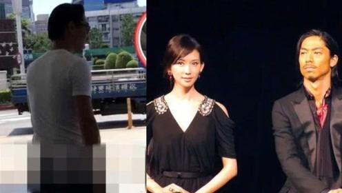 林志玲丈夫到台北夫妻再度团聚,细节看出AKIRA是超级好男人