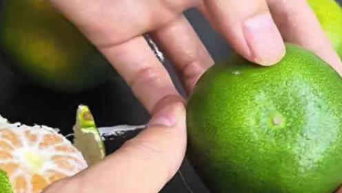 倍儿健康:橘子挑选有方法 这样选的橘子皮薄又甜