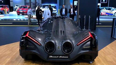 2019世界上最快的量产跑车Top10,各公司在不断刷新纪录
