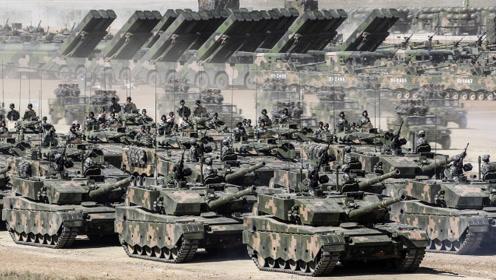 中国将军宣布大阅兵有先进武器首次亮相:这几种武器成最大压轴!