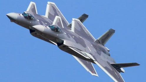 """中国歼20开始""""退役""""?第一架仅飞了8年,第三架从来没露面"""