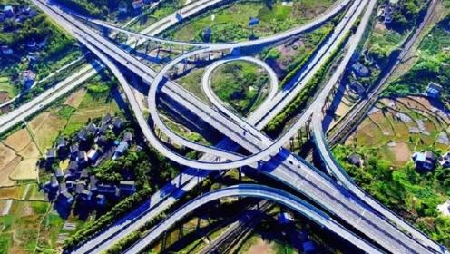 中国第2个拥有六环路的城市,每公里造价1个亿,是你家乡吗