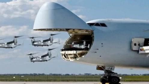 中国空中王牌亮相,一口能吞下上百架飞机,美:太可怕了!