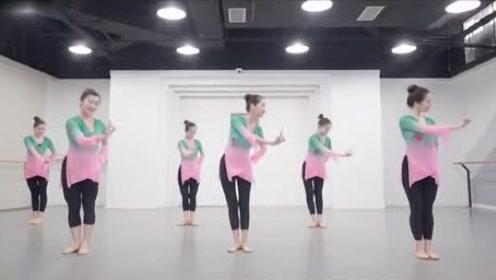 舞徒古典舞身韵教材综合手眼组合《灵动》—中舞网APP精选