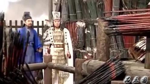 诸葛亮草船借箭的时候,曹操为什么不使用火箭了