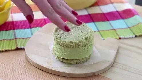 教你在家制作甜品,学会这一招,家里的小孩就有口福了!