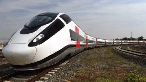 中国发明可自由编组动车的高铁,最多可达16个车厢,你想坐吗