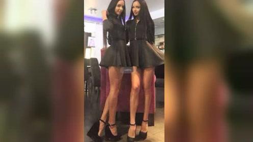 在俄罗斯有一对双胞胎,称她们不在意共享丈夫,但只考虑千万富翁