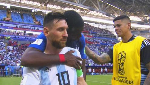 英雄惜英雄!球员们互相尊重的时刻,这才是足球真正的魅力