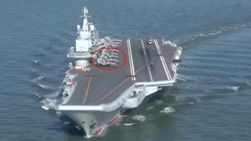 """唯一一款""""双舰岛""""航母亮相,看似高大上,舰载机配的却是直升机"""
