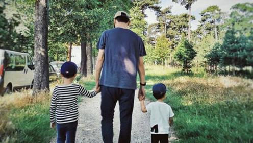 靳东妻子晒照为小儿子庆生 父子三人手牵手显温馨