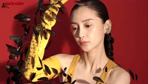 嘉人封面 | Angelababy:三十而立拥抱一颗开放的心