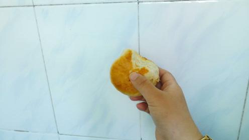 过期的面包都把它扔掉了?那样就太可惜了,教你这样利用太棒了