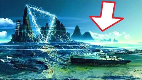 全球最诡异海域,清澈见底没有一点风浪,却让无数人丧命