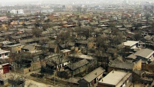 耗资300亿,空中鸟瞰复建中的明太原县城,犹如飞来的城池!
