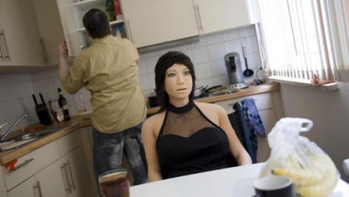 德国男子花6千欧元,买了一个仿真娃娃,爱她爱得一发不可收拾!