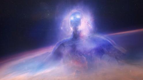 这才叫震撼场面,太阳磁暴来袭,人类造能量巨人挡住地球!