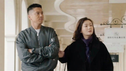 陆战之王:牛努力上门拜访,买了一堆补品讨好岳母,叶晓俊看呆了