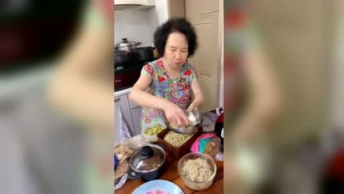嫁入韩国的中国姑娘,过节婆婆就给吃这个,网友:一看就不重视你