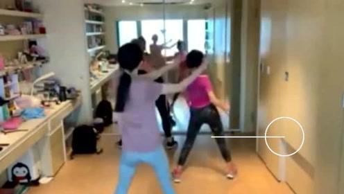 小S懒理张韶涵范玮琪恩怨 晒练舞视频调侃好友专业歌手