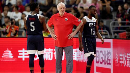 美国篮球惨淡的一年!丢NBA冠军+世界杯卫冕失败