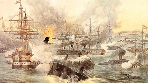 中日甲午大海战:中国将士死战不降,与舰同沉!