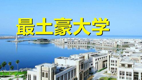 """全球最""""豪华""""大学,国王亲自斥巨资打造,还给学生""""分配房子"""""""