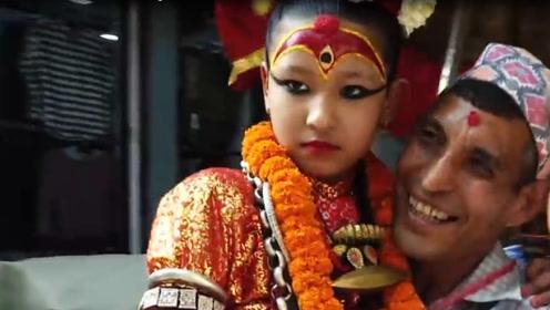 """七岁女童沦为宗教牺牲品,和""""佛""""成婚,完全丧失自理能力"""