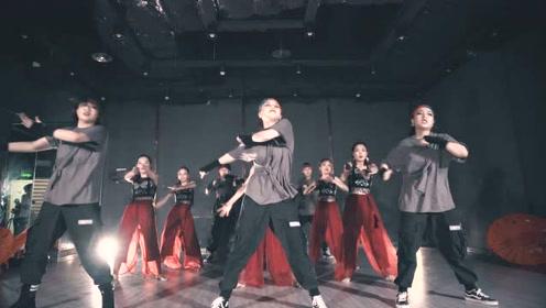 中国人自己的国际热舞《china》,跳出民族范!
