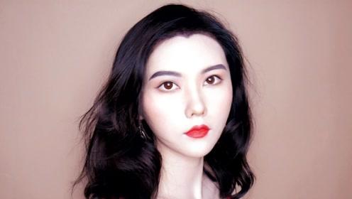 80年代的妆容温柔且明媚 充满东方女子的韵味