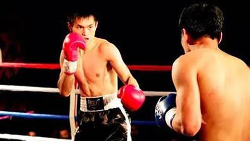 两个教练戴上拳套踏上擂台,结果一方被打的鲜血直流不能再战!