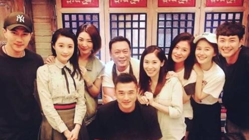 刘恺威为黄祥兴庆祝40岁生日 穿着低调合影露笑容
