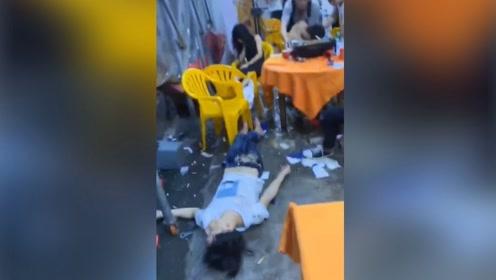 谣言!网传广州5人吃小龙虾中毒 医院:只是喝多了