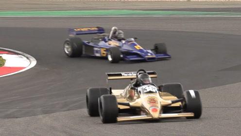 跑车大师赛:布拉汉姆BT49C,莲花87B,威廉姆斯FW07