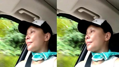 53岁刘嘉玲素颜,跟不化妆刘晓庆有得一拼,硅胶脸太抢镜!