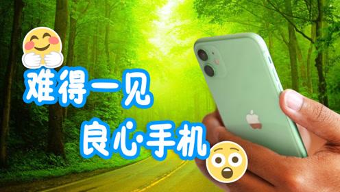 仅仅只要5499!苹果11难得一见的良心手机,但缺点显然易见