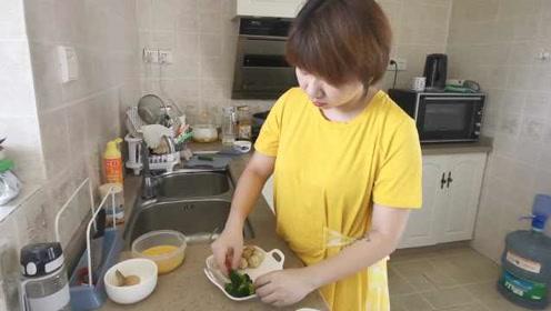 宝妈为儿子做辅食2年不重样:每餐不少于10种食材