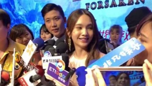 杨丞琳承认已与李荣浩结婚,甜蜜认证李太太:前天我们就领证了