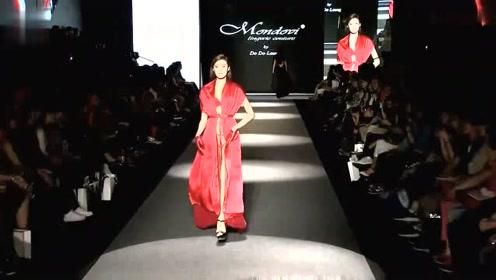 热情似火的红衣,丝滑柔软的布料,美得无话可说!