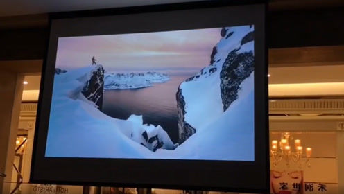 摄影师苏铁办个展 分享作品被NASA收藏幕后故事