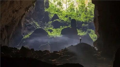 """地球上最大的洞穴,能够装下全世界人类,洞里还有个""""世外桃源"""""""