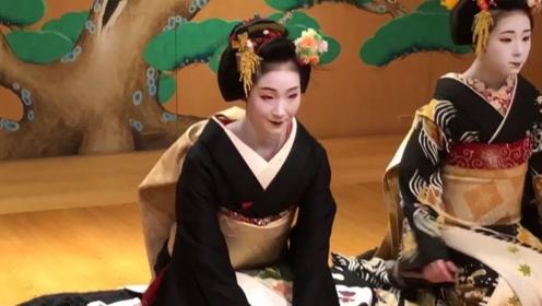 日本艺伎时薪6000元,他们陪客人做什么?答案和你想的一样