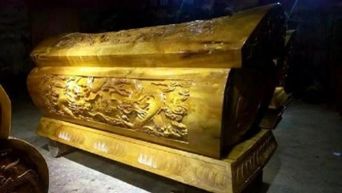 山西宝寺出土神秘金棺,至今无人能打开,专家:不敢开!