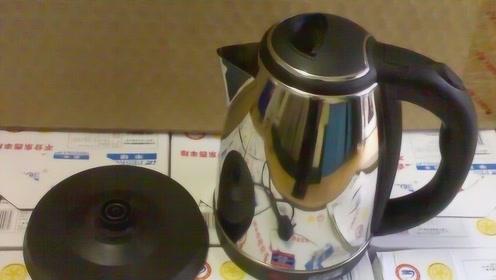 长期喝电热水壶烧的水,对人危害有多大?看完一身冷汗!