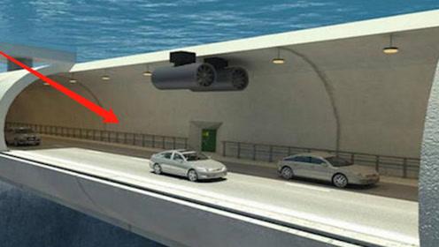 """""""海底隧道""""是如何修建的?动画解析全过程,中国工程师实在厉害"""