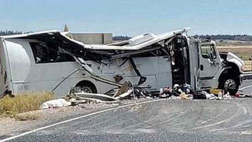犹他州车祸死者身份确认:3名女性1名男性,均来自上海